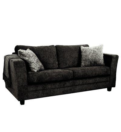 Bali soffa mörkgrå