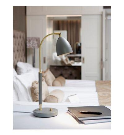 De lux bordslampa
