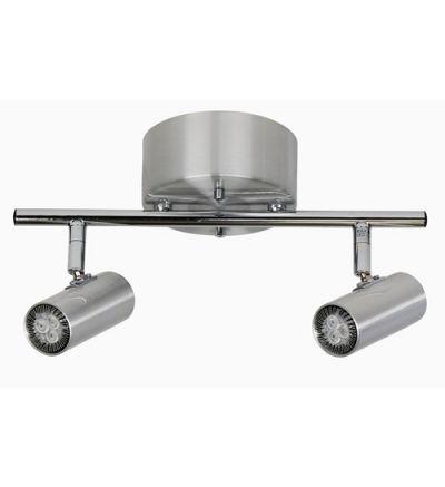 Cato LED dimbar spotlight 2-lamp