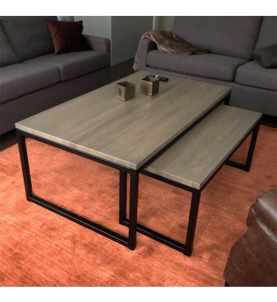 Ståhl soffbord-L130